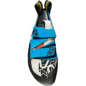 La Sportiva Otaki Shoes Herre blue/flame